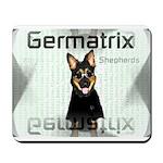 Ger'matrix Shepherds Mousepad