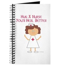 Hug a Nurse Journal