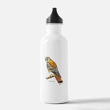 American Kestrel Bird Water Bottle