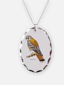 American Kestrel Bird Necklace