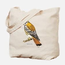 American Kestrel Bird Tote Bag