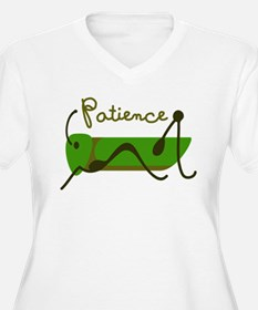Patience Plus Size T-Shirt