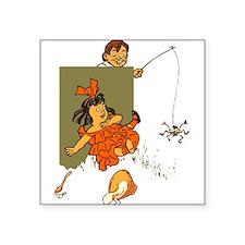 Little Miss Muffet Sticker