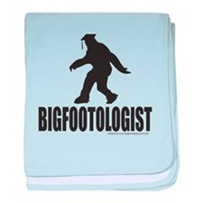 BIGFOOTOLOGIST baby blanket