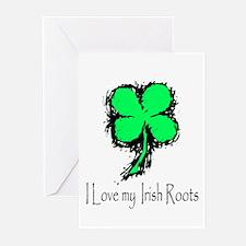 IRISH ROOTS Greeting Cards (Pk of 10)