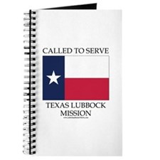Texas Lubbock Mission - Texas Flag - Called to Ser