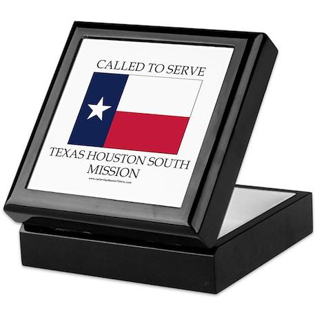 Texas Houston South Mission - Texas Flag - Called