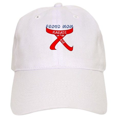 Proud Mom Karate Kid Cap