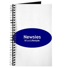 Funny Newsies Journal