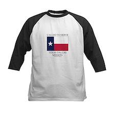 Texas Dallas Mission - Texas Flag - Called to Serv