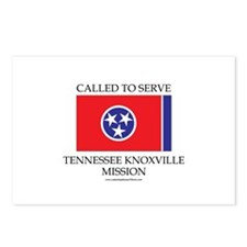 Tennessee Knoxville Mission - Tennessee Flag - Cal