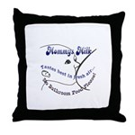 Lactivism Throw Pillow