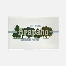Classic Arapaho National Forest Magnets