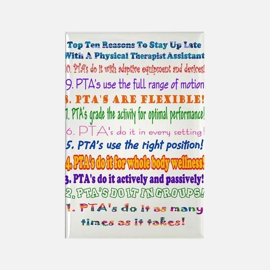 PTA Rectangle Magnet