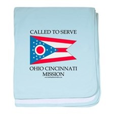 Ohio Cincinnati Mission - Ohio Flag - Called to S