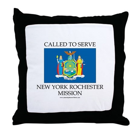 New York Rochester Mission - New York Flag - Calle