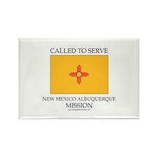 New Mexico Albuquerque Mission - New Mexico Flag -