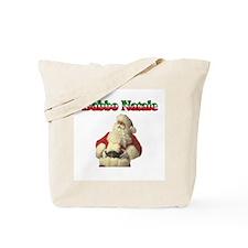 Babbo Natale Tote Bag