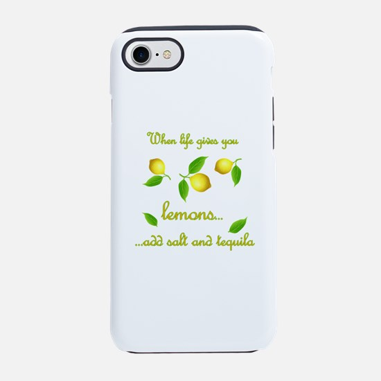 When life gives you lemons iPhone 7 Tough Case
