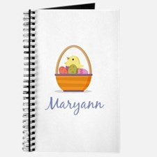 Easter Basket Maryann Journal