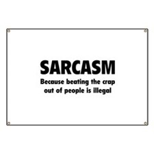 SARCASM Banner