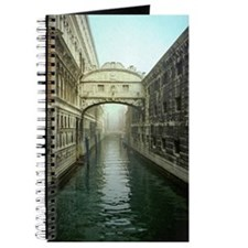 Bridge of Sighs in Venice Journal