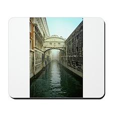Bridge of Sighs in Venice Mousepad