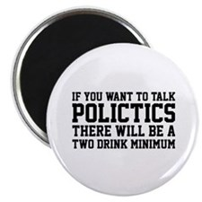If you want to talk politics.. Magnet