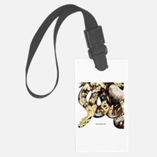 Boa Constrictor Snake Luggage Tag