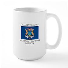 Michigan Lansing Mission - Michigan Flag - Called