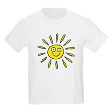 Happy Sun Kids T-Shirt