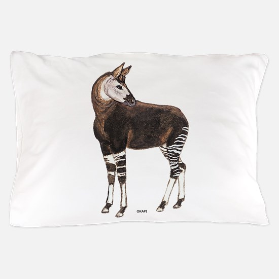 Okapi Animal Pillow Case