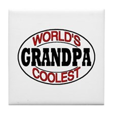 GRANDPA Tile Coaster