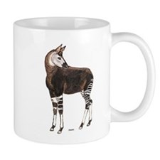 Okapi Animal Mug