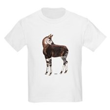 Okapi Animal T-Shirt