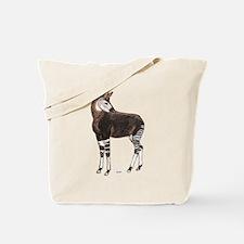 Okapi Animal Tote Bag