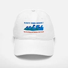 Can't Find Nemo? Baseball Baseball Cap
