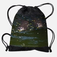 ottercalprt Drawstring Bag