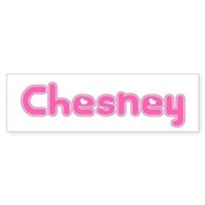 """Chesney"" Bumper Bumper Sticker"