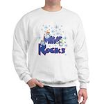 Winter Rocks Sweatshirt