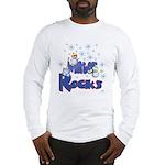 Winter Rocks Long Sleeve T-Shirt