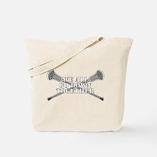 Lacrosse Goodnight Siagon Tote Bag