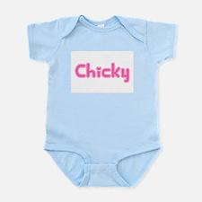 """""""Chicky"""" Infant Bodysuit"""