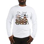 Penguin Joy Long Sleeve T-Shirt