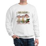 Ragdoll Christmas Sweatshirt