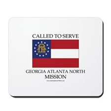 Georgia Atlanta North Mission - Georgia Flag - Cal