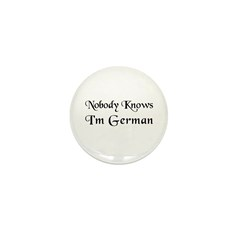 The German Mini Button (100 pack)