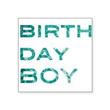 bdayboy Sticker