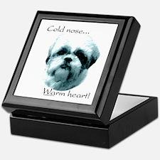 Shih Tzu Warm Heart Keepsake Box
