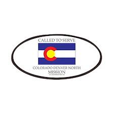 Colorado Denver North Mission - Colorado Flag - Ca